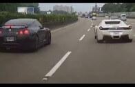 I ve Ferrari jezdí idioti. Aneb sestřel si svého Nissana GTR!