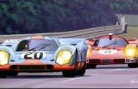 Ideální film pro dnešní večer – Le Mans – Steve McQueen – 1971
