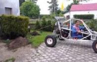 Jak nevytrhávat roští na zahradě buggynou