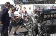 Jak se startuje motor Rolls Royce Merlin – 12 válců – 27 litrů