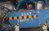 Milióny trsátek – Trabant Crashtest