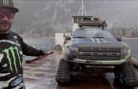 Monster Energy – Ken Block představuje svůj Ford F-150 Raptortrax