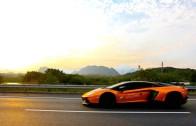 10 let Lamborghini v Číně – sraz jako hrom!