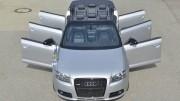 Čím víc dveří, tím víc Audi – šestidveřový kabriolet A3