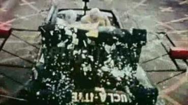 Crash testy starých amerik – v 60. letech šlo o život