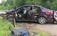Dopravní nehody – videa z ruských kamer