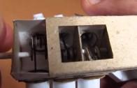 Model šestiválce z papíru opravdu funguje