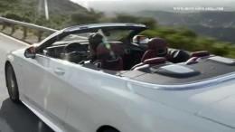 Mercedes-AMG S 63 Cabriolet – eskem s větrem ve vlasech