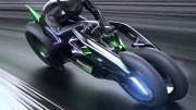 "Kawasaki ""J"" Concept – elektrická motorka budoucnosti?"