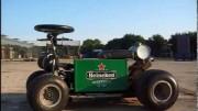 Pojízdná basa na pivo – Heineken 80 ccm
